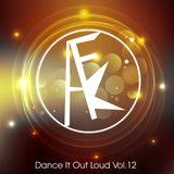Dance It Out Loud Vol.12