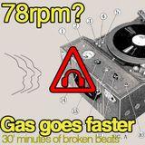 78 rpm? go faster --->