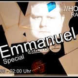 Emmanuel Top Special by DJ BASS N-R-G & KAOSSFREAK @ Homezone Attack 10.11.2018 > Radio Corax