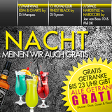 Gratis Night - 20.02.2016 - Atrium Kiel - DJ Marques - Livecut