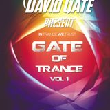 David GATE present Gate of Trance vol 1