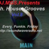 Dj.MGS.Presents.Tech.House Grooves.Vol.8