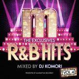 DJ KOMORI Manhattan Records The Exclusives R&B Hits Vol.4