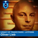 Oliver Lieb Classics set - La Rocca 65min edit for Legacy of Trance Radio