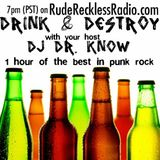 Drink & Destroy, Episode 12