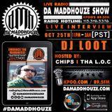 DJ Loot returns to Da Maddhouze on KPOO 89.5 FM