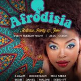 AFRODISIA Live Mix, Mascotte 02.08.2016