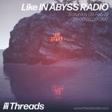 Like IN ABYSS RADIO - 09-Feb-19