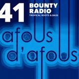 #41 Tenere | Bounty Radio ft. Afous d'Afous, Spy From Caïro, Los Chicos Altos, Coldcut