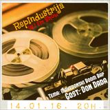 RepIndustrija Show 92.1 fm / br. 33  Tema: Makedonski boom bap Gost: Don Dada + MK BoomBap Session