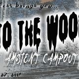 """Reverend Kathy Russell @ Ambient Camping 14  """"Into the Woods"""" 2001"""