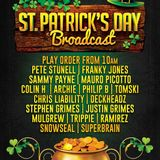 St. Patrick`s Day Broadcast - March 2016