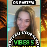 10.01.18. Strictly Conscious Vibes 5 Selectress Magdushka on Rastfm
