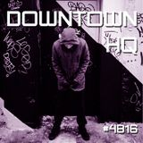 Downtown HQ #4816 (Radio Show with DJ Ramon Baron)