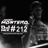 JAVIER MONTERO DJ MIX #212