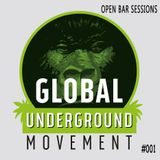 Global Underground Movement  #001(open Bar Mix By Cubanno)