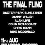 Going Back To Our Roots - The Final Fling