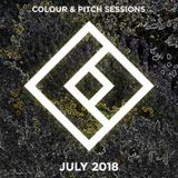 Colour and Pitch Session with Sumsuch - July 2018