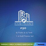 djFiołas & djTaek - House of Bounce #90 - 1stHoBPromoSet