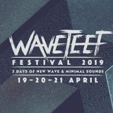 Only 80's Minimal synth & Wave! Second promo-mix for Waveteef Festival!