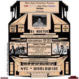 DJ Hektek - 1980 Hip Hop, Rap Disco Classics Mixtape
