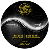 Maestros Del Ritmo vol 5 - 2014 Official Mix By John Trend