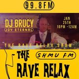 The Rave Relax Show - Notion Motion Monthly Mix #3 - DJ Brucy