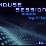 House Session vol.7  [mixed by V-tek]