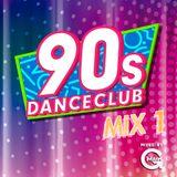 90s Dance Club mix 1 (mixed by Gmaik)