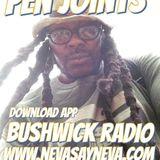 DJ EMSKEE PEN JOINTS SHOW #3 ON BUSHWICK RADIO - 5/12/17