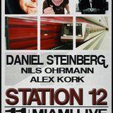 Alex Kork live @ Miami Stendal 11.02.2012