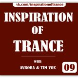 AVRORA & Tim Vox - Inspiration Of Trance (Episode #09)
