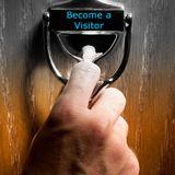"""""""Become a Visitor""""  Sun. 4-28-13 PM sermon by David Hankins"""