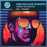 One Million Sunsets 4th June 2018