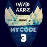 David Aarz Presents My Code 3