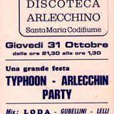 Livio - Arlecchino 7-4-1980