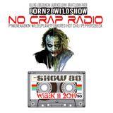 15-03-2019 William Born op No Crap Hit Radio