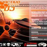 RADIOACTIVO DJ 39-2017 BY CARLOS VILLANUEVA