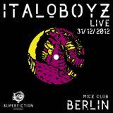 Italoboyz@M.I.K.Z club Berlin