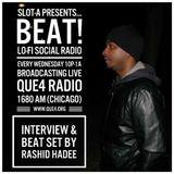 Lo-Fi Social Radio   Ep. 1 Rashid Hadee