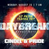 DJ Pride Market Days Chicago After hours Teaser