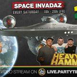 Space Invadaz Radio Chapitre 2 Ep.41 (09-06-2018) Guest Heavy Hammer (Italia)