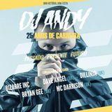 DJ Andy 25 Anos de Carreira - Urubservando