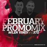 Milen Yanev and XTO - February 2016 Promo Mix