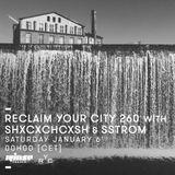 Reclaim Your City 260   SHXCXCHCXSH & SSTROM