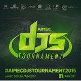 Marco Lima - AIMEC Dj Tournament 2015 @AIMEC Curitiba