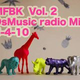 MFBK Vol. 2 Music For Big Kids- Osmusik Radio Show 5-4-10