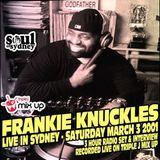 Frankie Knuckles J J J Mixup 3.3.2001 cd1