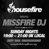 Housefire - Deep Vibes - 25-03-2018