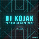 The Art of Xperience by Dj Kojak - 11 2016